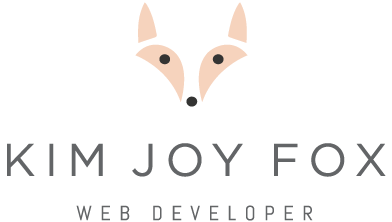 Kim Joy Fox - Santa Clarita Web Developer