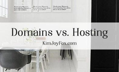Domains vs Hosting