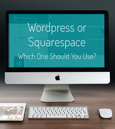 WordPress and Squarespace are both great for building sites. It's what kind of site you need that will make the difference. While you go through the items below, keep what you need in mind.