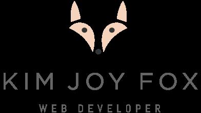 Kim Joy Fox - Santa Clarita Web Developer
